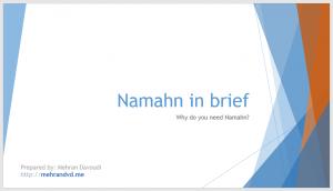 namahn-presentation